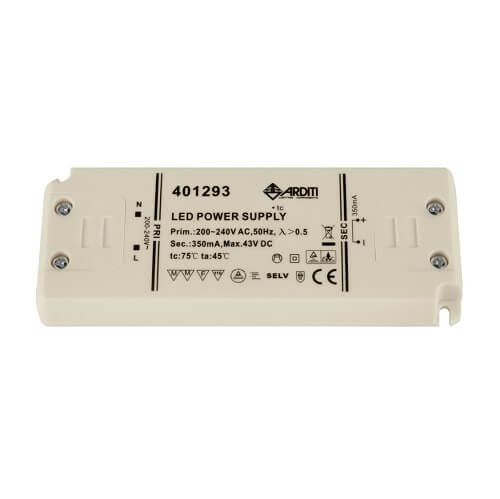 Independent Led Power Supply With Constant Current 15 W 700 Ma Flach This Circuit Can Be Adjusted To Home Supplies