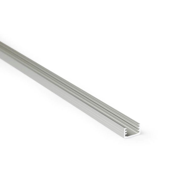LED-Profil Serie XTRA-SMALL silber eloxiert